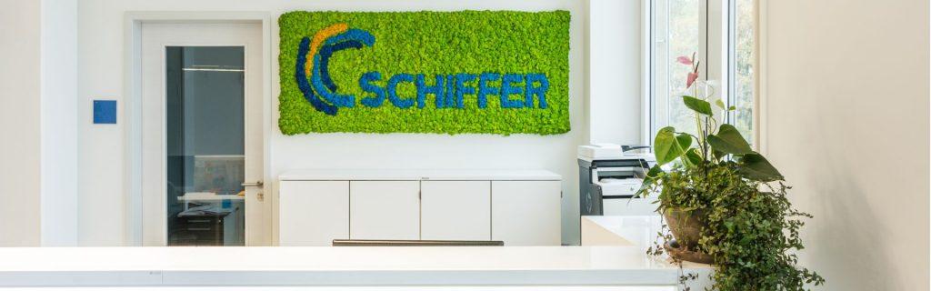 Anmeldung Praxis Schiffer Hennigsdorf Logo