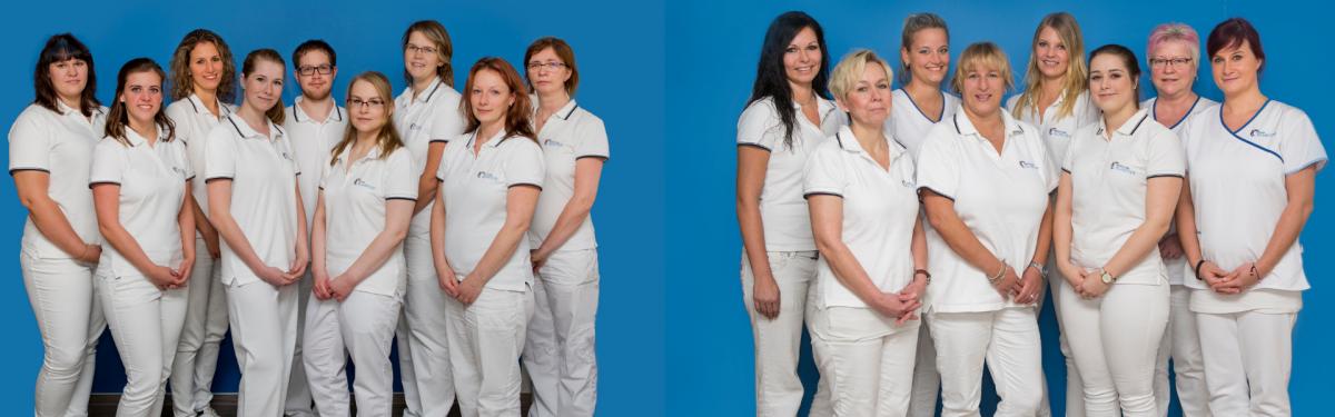Team Praxis Schiffer Radiologie und Allgemeinmedizin